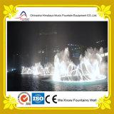 Fontana di acqua controllata automatica di Dancing sincronizzata con musica