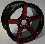 Оправа колеса сплава Vossen 15 дюймов алюминиевая для пассажирских автомобилей Nissan Тойота KIA Hyundai