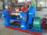Alta qualidade e alta produção Xk Series de borracha Abrir moinho de mistura