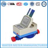 IC/RF de kaart betaalde de Slimme Meter van het Water vooruit
