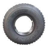 O caminhão radial cansa-se (700R16, 750R16, 900R20, 1200R20, 315/80R22.5, 1200R24…)