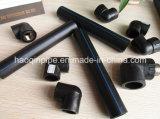 Coude de mâle d'ajustage de précision de pipe de HDPE