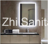 Specchio astuto dello schermo di tocco della stanza da bagno LED con Bluetooth e la radio