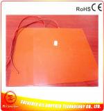 rubberVerwarmer van het Silicone van de Verwarmer van de Printer van 450*450*1.5mm 3D