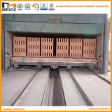 Precio de llavero automático completo del proyecto del horno de túnel del ladrillo de la arcilla