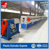 Ligne de machine d'extrusion de tube de pipe de caoutchouc mousse d'isolation thermique