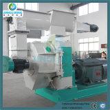 Biomassa/serragem/palma/madeira de madeira pequenas da máquina da pelota da manufatura superior