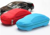 caja de lápiz del coche de 3D EVA