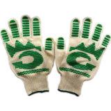 De nieuwe Handschoenen van Nomex van de Manier, Kokende Ovenwanten