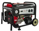 고품질 5000W 100% 구리 철사 가솔린 발전기