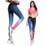 Износ йоги женщин ткани Hypercolour для гимнастики
