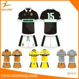 Healong heißer Verkaufs-kundenspezifisches Sublimation-Rugby Jersey