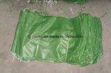 Os PP teceram a obscuridade - saco de pouco peso verde