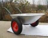 عربة يد ([وب6407]) مع اثنان عجلة