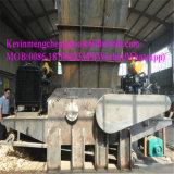 ディーゼル機関の移動式ツリーブランチの木製の砕木機