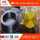 Flange da garganta DIN2632 En1092 Pn16 da soldadura de aço