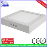 AC85-265V 6With12With18With24W Mounted Square LED Panel Light