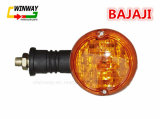 Ww-7152, Bajaj, luz de Turnning da motocicleta, luz de Winker, 12V, ABS