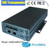 ATC-Sender-Empfänger Verdrahtungshandbuch-10g mit Outband Management und Schleifenbetrieb