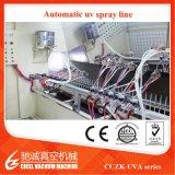 L'estetica ricopre il vuoto UV che metallizza la macchina/riga di trattamento UV automatica