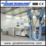 Équipement d'extrudeuse de fil de câble coaxial de liaison de PVC