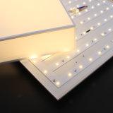 20Wからの世帯の照明のための60Wへの複数の一連のLEDの天井灯力