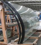 Fabricante de cristal de la doble vidriera curvada Glass&#160 aislado;