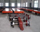 carro elétrico de transferência da manipulação 50-500ton material para a fábrica de aço