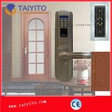 Fechamento de porta sem fio da impressão digital de Tyt para um edifício