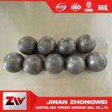 鉱山かセメントまたはボールミルの粉砕機の使用された低価格の大きいクロムによって投げられる粉砕の鋼球