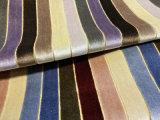 Paño del amortiguador del sofá de Velvete de la pila del corte del contemporáneo