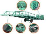 Rampe de charge mobile prouvé par CE de chariot élévateur d'entrepôt