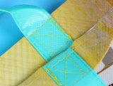 2016ショッピングのための低価格の薄板にされた非編まれた袋をカスタマイズした