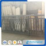 Balustrade ornementale de balcon de fer travaillé de Commerical