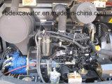 Nuevo mini excavador 5.5ton de la correa eslabonada de Baoding