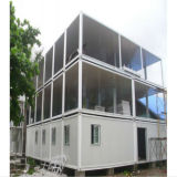 HandelsContainerized House von Modular