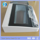 Shandong 2017 4mm moderou a cor cinzenta matizada de vidro