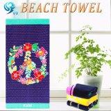 Tovagliolo di spiaggia stampato fornitore del tovagliolo di Terry