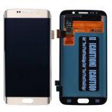 Tela do LCD para a borda G925f G925A G925V da galáxia S6 de Samsung