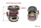 Assemblée de pompe à eau de pièces d'auto de HOWO Styer