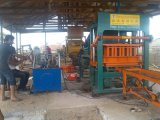 Hyraulic Brick Making Machine Hot Sale in Äthiopien, Nigeria, Südafrika