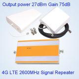 aumentador de presión sin hilos 2600MHz de la señal del teléfono móvil 4G del repetidor del teléfono celular de 4G Lte