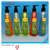 Magia del testimonio de Tina nuevos/tratamiento verdes olivas 300ml/Bottle del aceite del pelo humano