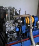 Tipo silencioso generador diesel del pabellón de 4.5kVA con el motor diesel refrescado aire