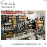 Le commutateur hydraulique d'écran avec rincent le système à partir de l'orifice de vidange de nettoyage d'individu pour l'extrudeuse en plastique