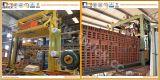 Máquina de empacotamento elevada do bloco da cavidade da automatização com planta do tijolo