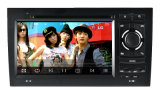 Autoradio de l'androïde 5.1.1 pour le lecteur DVD androïde de navigation de la navigation GPS d'Audi A4 pour la navigation d'androïde d'Audi A4