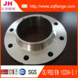 Beleg Zink ANSI-B16.5 150# auf Rohr Fifting Flansch
