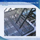 Scoli delle griglie del coperchio dello scolo dell'acciaio inossidabile delle griglie del pavimento