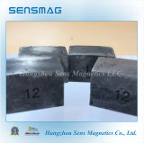 Fertigung kundenspezifischer Qualitäts-permanenter Magnet AlNiCo5